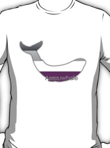 Asexuwhale - Asexual whale T-Shirt