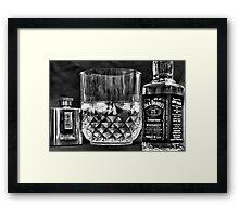 Drink Anyone? Framed Print