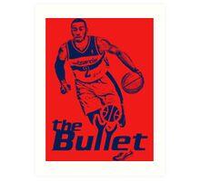 The Bullet Art Print