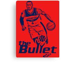 The Bullet Canvas Print