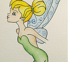 Tinkerbell by Amelia Thompson