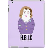 Lucille will take care iPad Case/Skin