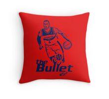 The Bullet Throw Pillow