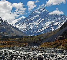 Aoraki by Andy  Christopherson