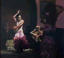 flamenco 1 by Demetrios Vlachos
