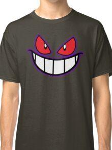 Gengar Monster Purple Pokeball Classic T-Shirt