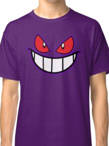 Gengar Monster Purple Pokeball Classic T-Shirt