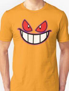 Gengar Monster Purple Pokeball Unisex T-Shirt
