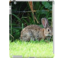 In the immortal words of ' Bugs Bunny '...........' What's up Doc.......? ' iPad Case/Skin