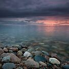 Sunrise St Ann&#x27;s Bay Cape Breton by EvaMcDermott