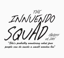 The Innuendo Squad - Est. 2005 Kids Tee