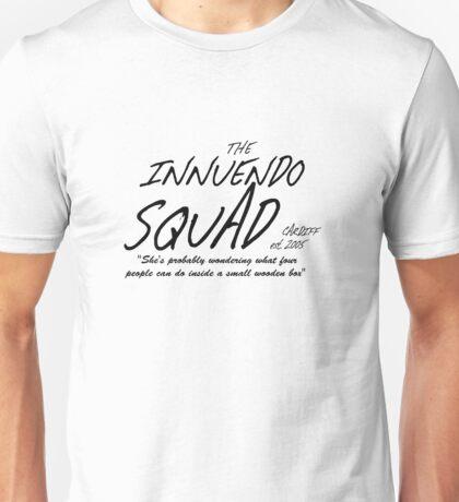 The Innuendo Squad - Est. 2005 Unisex T-Shirt