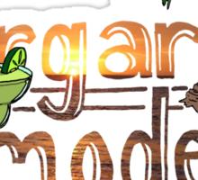 Margarita Mode Sticker