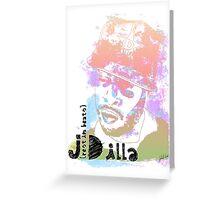Rest in Beats J Dilla Greeting Card