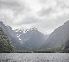 Milford Sound  NZ by DebbyScott