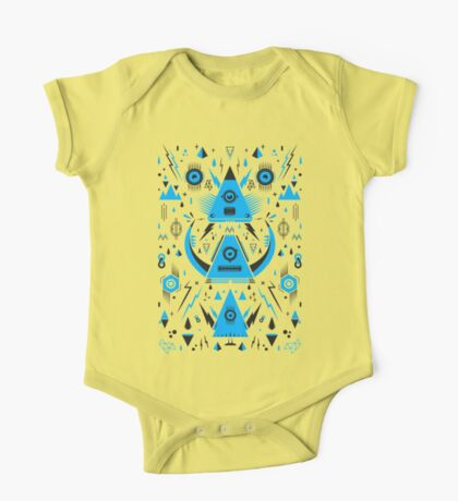 Triangle Alien Transformer Attack  Kids Clothes