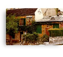 My Paris-Le Lapin Agile Canvas Print