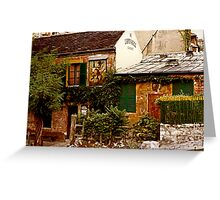 My Paris-Le Lapin Agile Greeting Card