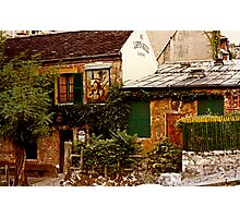 My Paris-Le Lapin Agile Photographic Print