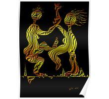 Let's dance - II Poster