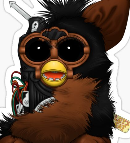 Five Nights at Furby's Sticker