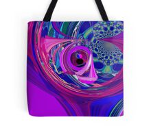 spherical hole Tote Bag