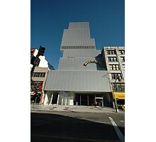 New Museum of Contemporary Art Photographic Print