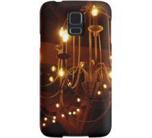 Old Timey Lightbulbs Samsung Galaxy Case/Skin