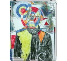 'Self-Portrait' iPad Case/Skin