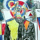 'Self-Portrait' by Jerry Kirk