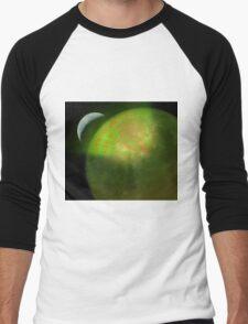 THE DARK SIDE OF THE MOON(C2013) Men's Baseball ¾ T-Shirt