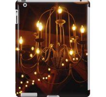 Old Timey Lightbulbs iPad Case/Skin