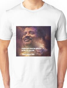 Black Science Man Unisex T-Shirt