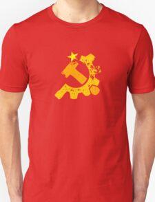 Communist Party of Turkey TKP logo Symbol  Unisex T-Shirt