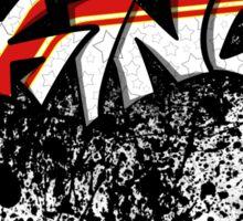King Sticker