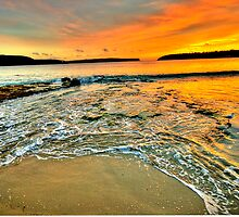 Magic - Balmoral Beach - The HDR Series by Philip Johnson