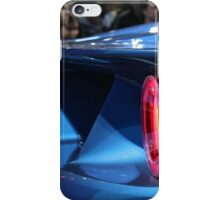 2017 Ford GT Tail-light Side view iPhone Case/Skin