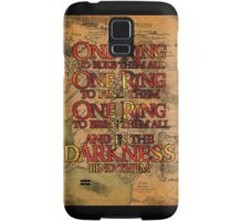 One Ring Samsung Galaxy Case/Skin