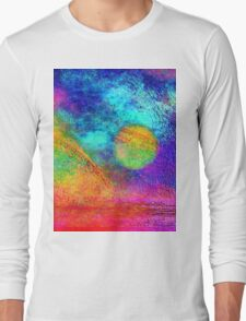 Sunrise on Kepler-Available In Art Prints-Mugs,Cases,Duvets,T Shirts,Stickers,etc Long Sleeve T-Shirt