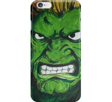 Blanka! Street Fighter Legend! iPhone Case/Skin