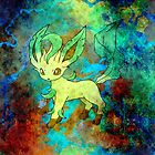 Leafeon  by sazzed