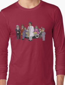 Morris Day and the Time Bandits Long Sleeve T-Shirt