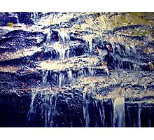The Rocks are Weeping Photographic Print