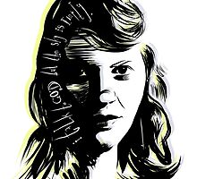 "Sylvia Plath - ""I talk to God but the sky is empty"" by DavidtDunlop"