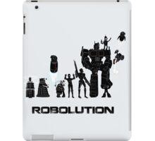 Robolution iPad Case/Skin