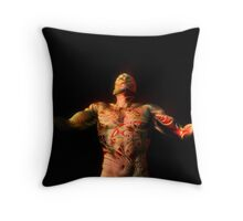 Visions 028 Throw Pillow
