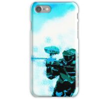 Paintball iPhone Case/Skin