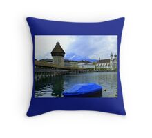 Lucerne Tranquility Throw Pillow
