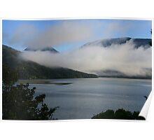 Queen Charlotte Sound New Zealand Poster