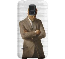 Standing by his word Samsung Galaxy Case/Skin